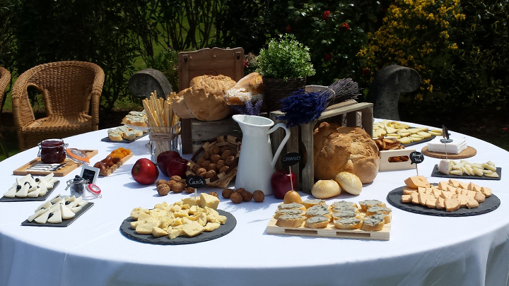 CHEESE BUFFET 1